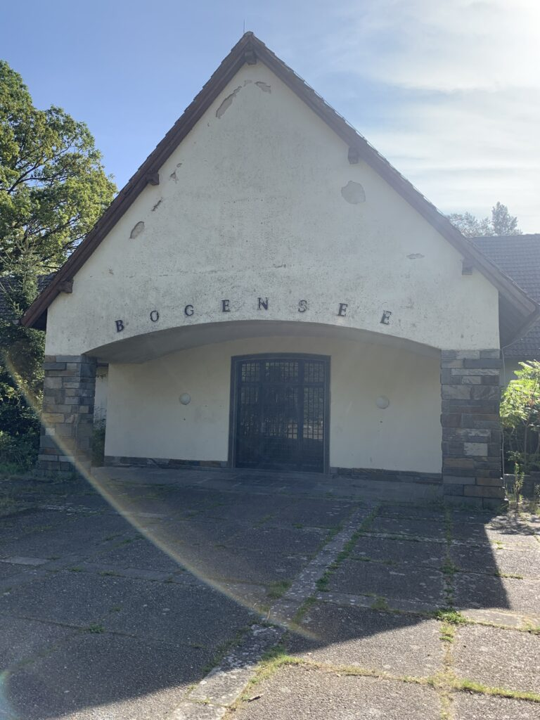 Haus Bogensee